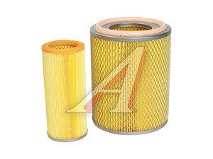 Элемент фильтрующий ЗИЛ-5301,ДТ-75 воздушный комплект ЭКОФИЛ ДТ75М-1109560 EKO-01.61, EKO-01.61, ДТ75М.1109560
