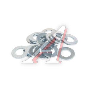 Шайба 10 плоская оцинкованная (15шт.) 2 0886 4, DIN125
