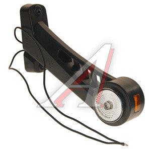 Фонарь габаритный LED 12-24V (декор-лесенка, L=180мм, 5 светодиодов, 3 цвета) АВТОТОРГ НК-1248/LED, AT22548