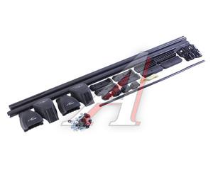 """Багажник KIA Spectra седан (05-) прямоугольный, сталь комплект L=1200мм """"LUX"""" 692995 МУРАВЕЙ, 692995"""