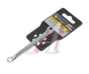 Ключ комбинированный 6х6мм CrV Pro ЭВРИКА ER-53061