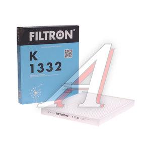 Фильтр воздушный салона HYUNDAI Tucson (04-),ix35 (10-) KIA Sportage (07-10) FILTRON K1332, LA464, 97133-2E260