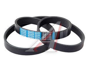 Ремень приводной поликлиновой 5PK1100 DONGIL 5PK1100