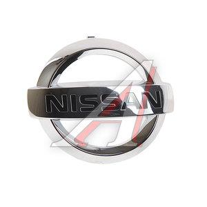 Эмблема решетки радиатора NISSAN Almera (G15RA) (12-) OE 62890-1AA0A
