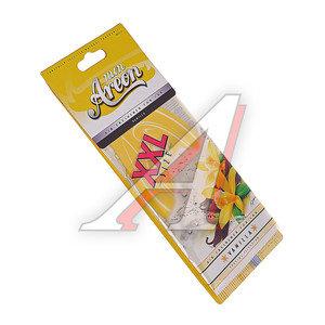 Ароматизатор подвесной пластина (ваниль) Mon XXL AREON MAX10, 704-064-910