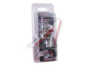 Ручка на рычаг КПП 6855 под дерево/хром с подсветкой TORINO 06855, HJ-181W LED