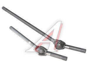 Шарнир кулака поворотного УАЗ-3151,3741 комплект L=1040/660мм (гибридный мост,вилка) Н/О 3741-2304060/61, 3741-00-2304060/61, 452-2304060