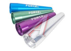 Набор оправок конусных для резиновых колец 4 предмета FORCE F-904T2