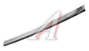 Накладка бампера ВАЗ-2107 заднего металл 2107-2804050