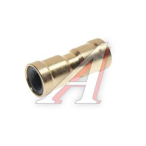 Соединитель трубки ПВХ,полиамид d=10мм прямой латунь CAMOZZI MPUC10, 9580 10, 893 770 020 0