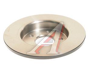 Диск тормозной FORD Focus 2,C-Max задний (1шт.) TRW DF4372, 1373360/1501068/1468946/1320347