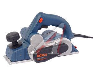 Рубанок электрический 600Вт 82мм 16000об/мин.(пылесборник) Professional BOSCH GHO 15-82, 0601594003
