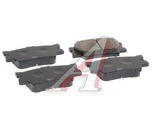 Колодки тормозные TOYOTA Rav 4 (2.0/2.2),Camry V40 (06-) задние (4шт.) OE 04466-33200, GDB3426, 0446642060/0446633160/04466-42060/044