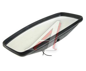 Зеркало боковое ЗИЛ-5301,ПАЗ основное сферическое с подогревом 410х195мм V8(ZL-019H) пласт.корпус, АТ-3019/Н