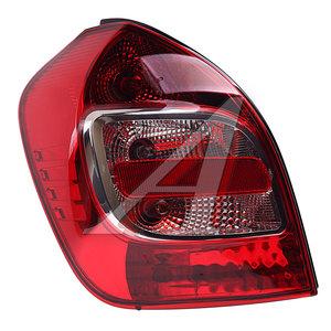 Фонарь задний ВАЗ-2194 левый ДААЗ 2194-3716011-00, 21940-3716011-00