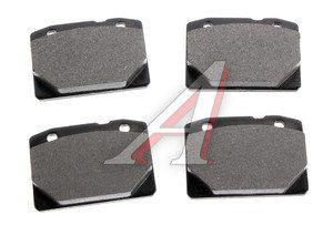 Колодки тормозные ВАЗ-2101 передние (4шт.) в упаковке АвтоВАЗ 21010-3501800-82, 21010350180082, 2101-3501089