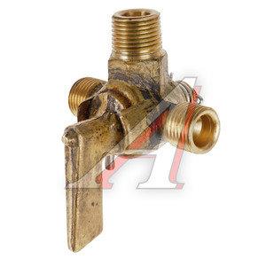 Кран КАМАЗ переключения бака топливного (ОАО КАМАЗ) 5410-1104160