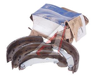 Колодки тормозные CHEVROLET Aveo (03-08) задние барабанные (4шт.) OE 96473229
