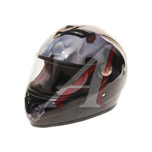 Шлем мото (интеграл) MICHIRU Monster MI 105 S, 4650064232969