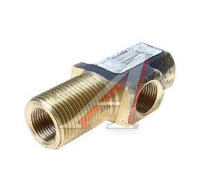 Угольник УРАЛ трубопровода к усилителям (ОАО АЗ УРАЛ) 375-3506017-20