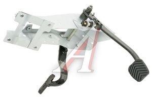 Блок педалей ГАЗ-3302 в сборе тормоз и сцепление (ОАО ГАЗ) 3302-1602408