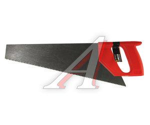 Ножовка по дереву 300мм с пластиковой ручкой ЭВРИКА ER-25030