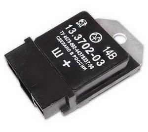 Реле регулятор напряжения ГАЗ-2410-3302 Н/О ЭМ 13.3702-03, 13.3702000-01