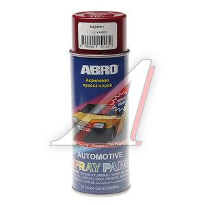 Краска кармен аэрозоль 473мл ABRO 1401/118 ABRO, Л1401/118