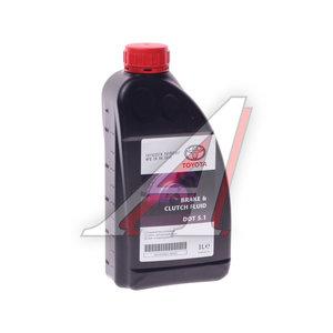 Жидкость тормозная DOT-5.1 1л TOYOTA OE 08823-80004, TOYOTA DOT-5.1