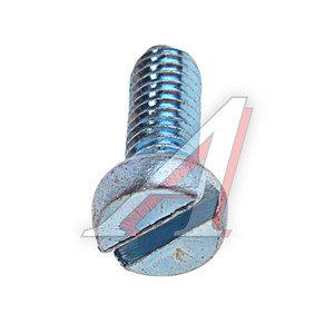 Винт М4х0.7х10 с полуцилиндрической головкой под шлиц DIN84