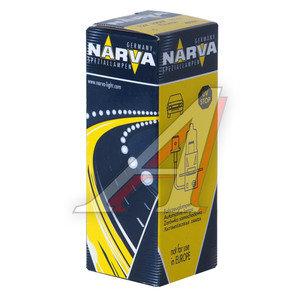 Лампа 12V H3 100W PK22s Rally NARVA 48351, N-48351