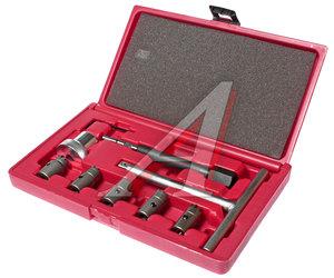 Набор инструментов для притирки седел форсунок дизельного двигателя 9 предметов (кейс) JTC JTC-4050