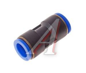Соединитель трубки ПВХ,полиамид d=15мм прямой PUC15, АТ-339/АТ10340