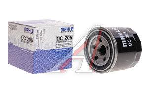 Фильтр масляный HYUNDAI Sonata,Accent,Lantra KIA Rio 3,Cerato (замена на OC205A) MAHLE OC205, 26300-35504