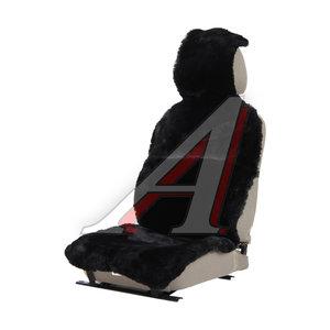 Накидка на сиденье мех натуральный черная австралийская овчина Jolly Luх PSV 121864, 121864 PSV