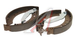 Колодки тормозные NISSAN Micra K11 (1.0/1.3/1.4/1.5D) (00-03) барабанные (4шт.) TRW GS8527, 44060-6F625/44060-99B26
