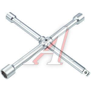 """Ключ баллонный крестообразный 17х19х21мм 1/2"""" L=300мм складной FORCE F-681A300"""