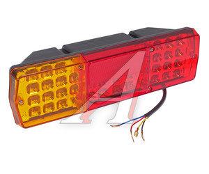 Фонарь задний КАМАЗ,МАЗ левый (24V, светодиод, с кабелем) АВТОТОРГ ФП130/АТ-1390/1 LED, AT18392, ФП130-В