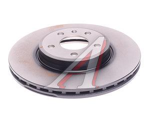 Диск тормозной AUDI A4,A5 (08-) передний 1шт. (314х25) TRW DF4866S, 8K0615301