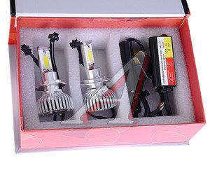 Лампа светодиодная 12/24V 9/32V H7 25W бокс (2шт.) SHO-ME SHO-ME LH-H7, LH-H7