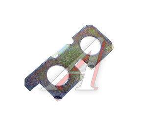 Пластина ЯМЗ крепления маховика левая ЯЗТ 236-1005129-Б