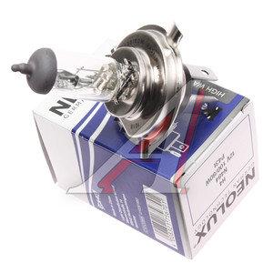 Лампа 12V H4 100/80W P43t-38 Rally NEOLUX N484, NL-484