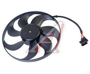 Вентилятор SKODA Octavia (98-11) охлаждения электрический FEBI 14748, 6E0959455A