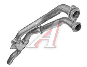 Труба приемная глушителя ГАЗ-2410,3102 СОД 3102-1203010, 3102-1203010-01