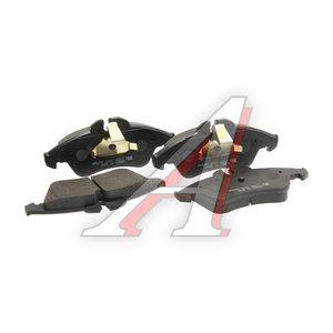 Колодки тормозные MERCEDES Sprinter (95-06) передние (4шт.) HSB HP8285, P50080, A0044205520