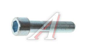 Болт М12х1.75х55 цилиндрическая головка внутренний шестигранник DIN912