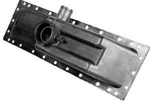 Бачок радиатора МТЗ-80 верхний (пластик) РК 70П-1301055