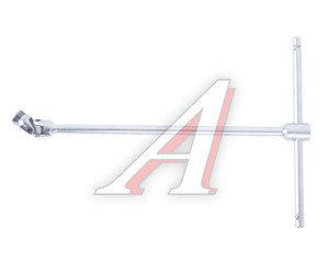 "Ключ карданный 10мм L=320мм 3/8"" Т-образный FORCE F-784332010U"