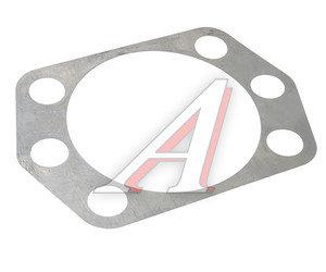 Прокладка УРАЛ регулировочная рычага кулака поворотного 0.22мм (ОАО АЗ УРАЛ) 375-2304076-01