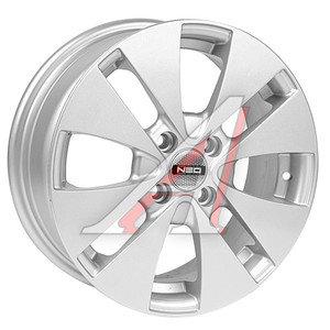Диск колесный литой HYUNDAI Solaris KIA Rio (11-) R15 S NEO 531 4x100 ЕТ48 D-54,1